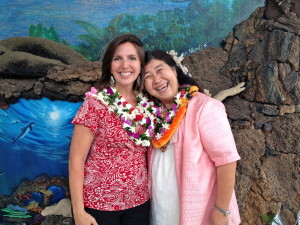 2013 HALT-Honolulu Star-Advertiser Excellence in Teaching Award winners